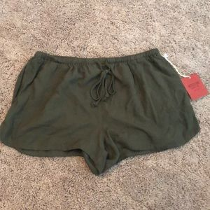 Olive Green Mossimo Shorts